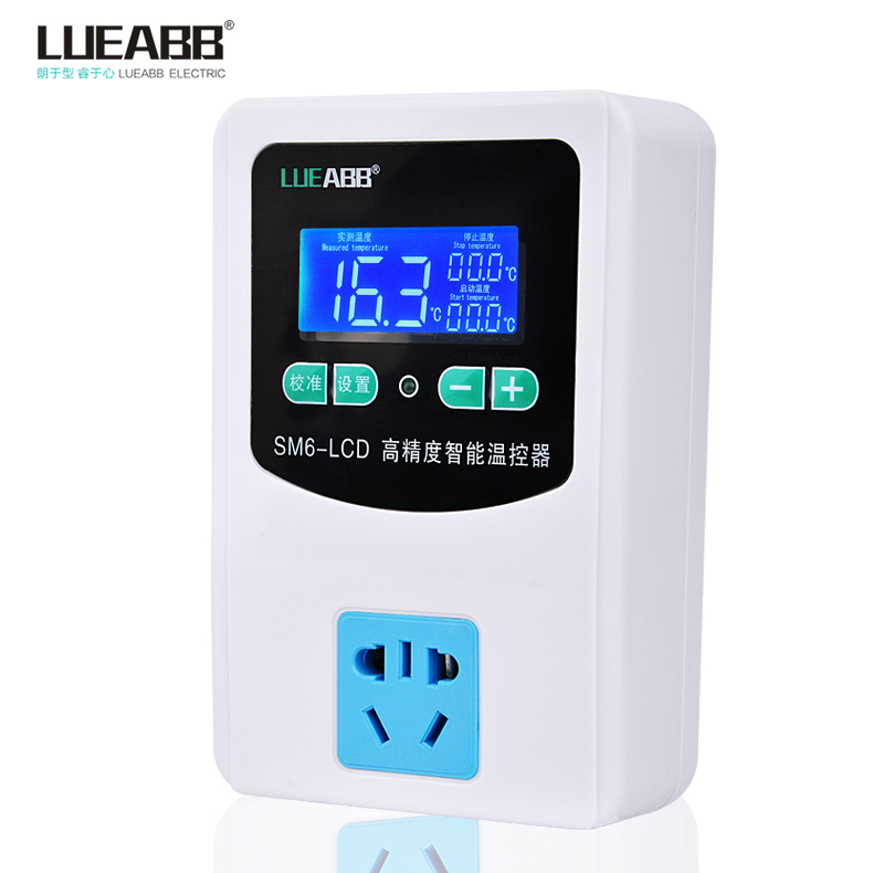 Điều chỉnh nhiệt độ điều khiển điện tử số đóng mở ổ cắm điện não điều khiển thông minh đưa khi vi điều khiển điện nhiệt kế để ôn