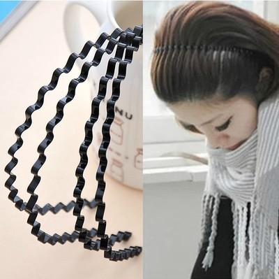 A cabeça de cabelo hairpin cabelo selvagem coreano feminino feminino adulto - movimento DOS meninos de cabelo maquiagem beleza