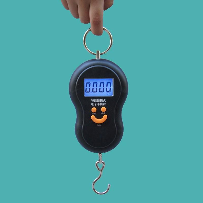 La precisión de la maquinaria de pequeña escala portátil de 5 kg de 10 kg que pesa el bolsillo doméstico Express de pesca