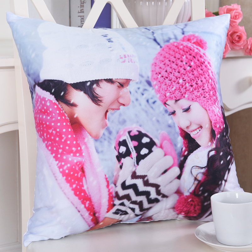 Photo customization DIY pillows customized for sofa cushion personality birthday star wedding creative gift gift