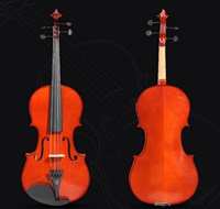 002 hand real high-grade adult children playing violin violin grading preferred for children to play