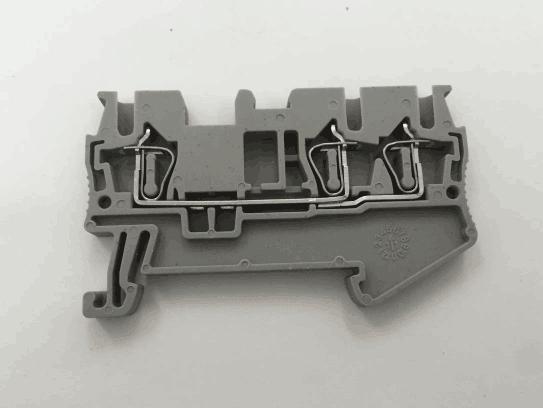 ST2.5 dans un deuxième ressort de rappel de la borne de connexion à la borne de connexion de type cage FJ-2.5