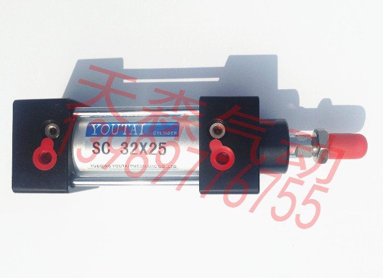 SC 표준 실린더 SC40*255075100125150175200250300 안 데리고 磁环