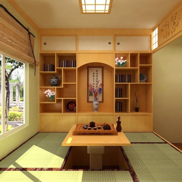 Shaanxi Kang wood wood and custom-made tatami tatami mats tatami mattress platform for children