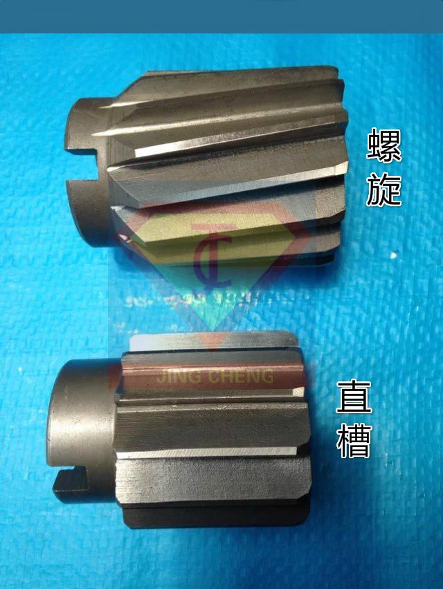 Non standard sleeve type machine reamer 30.1/30.2/30.3/30.4/30.5/30.6/30.7/30.8/30.9