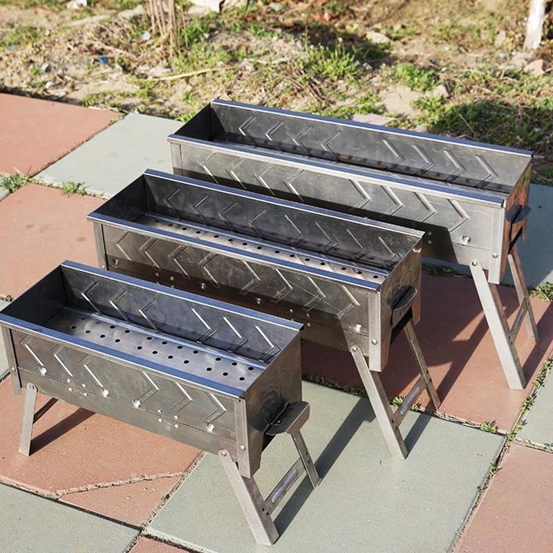 Al Barbecue di Famiglia Carbone Sub - Barbecue di tutta una serie di strumenti portatili per uso domestico Barbecue Grill