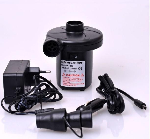 истински изделия с двойна употреба на превозното средство, домакински електрически пневматична помпа JY-015220V/12V променлив ток от електрическа помпа