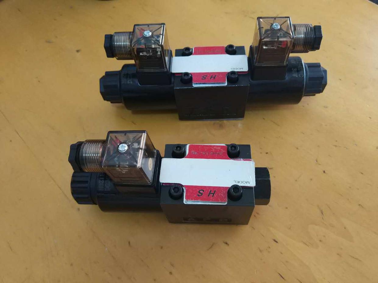 Válvula de solenóide Da válvula de pressão de óleo DSW-02-3C6-D-A220DSW-02-3C6-D-DC24