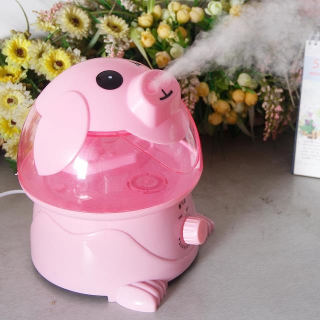 加湿器ミニカートゥーンシズネ家庭用エアコンオフィス寝室空気浄化大容量を焚く増湿機