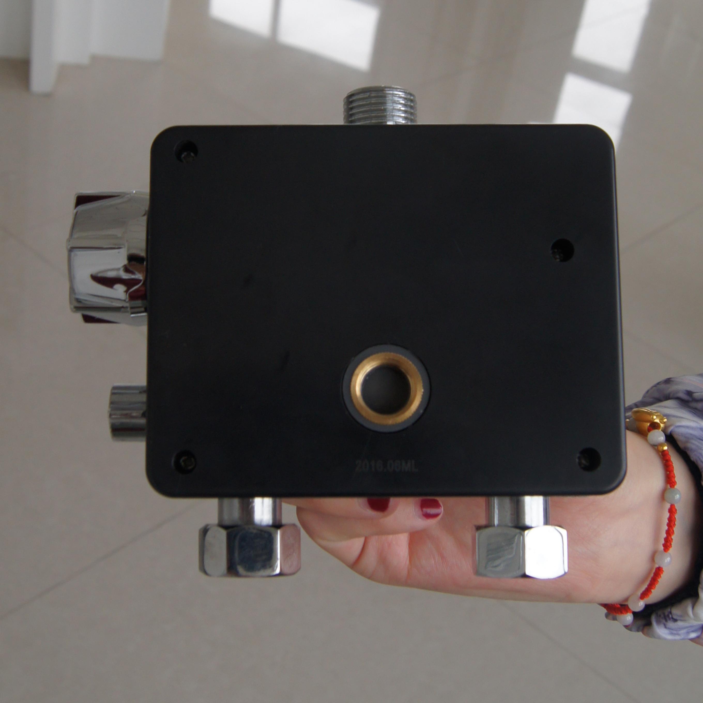 -5 мин установлены интеллектуальные термостаты солнечной терморегуляция смешивания клапан регулирования температуры горячей и холодной ведущих электрический водонагреватель