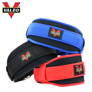 valeo健身护腰带举重腰带硬拉运动护具男士女健身训练深蹲护腰带