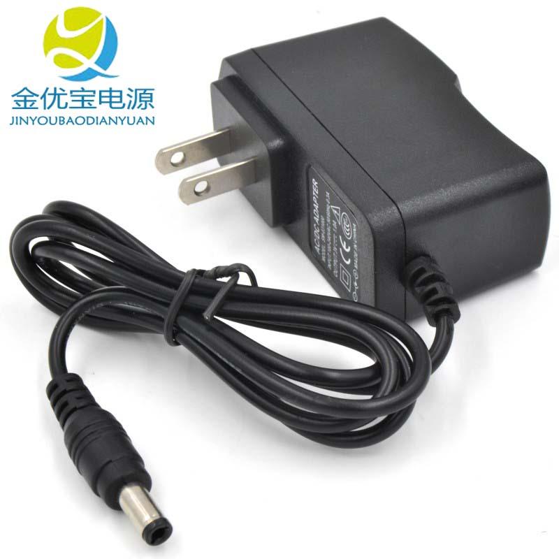новый 5V1A6V1A7.5V1A9V1A12V1A адаптер питания Энн зарядки стопы