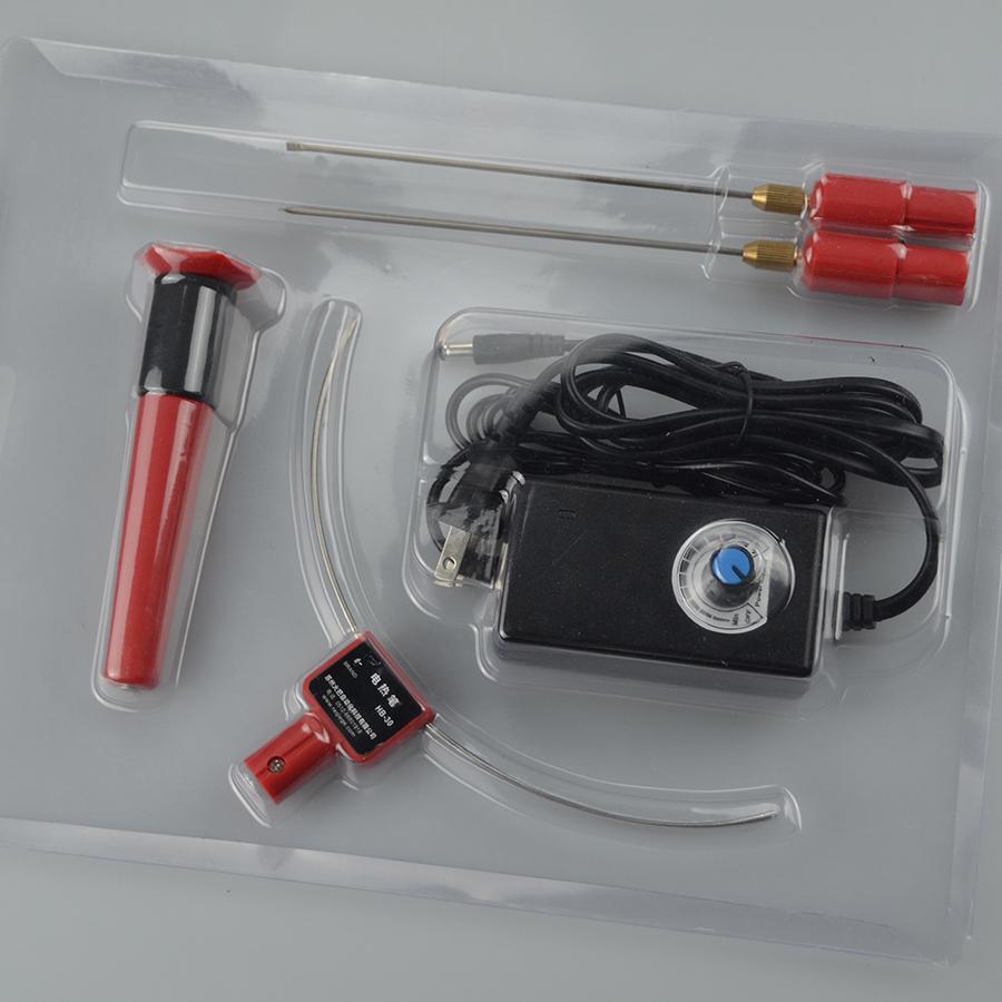 ปากกาไฟฟ้าเครื่องตัดโฟมเครื่องตัดโฟมเครื่องตัดที่สามารถปรับอุณหภูมิความร้อนไฟฟ้า WEXcQQN6 ปากกา