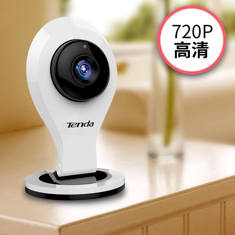 شبكة لاسلكية واي فاي الكاميرا تندا ذكي مصغرة كاميرا المراقبة للرؤية الليلية بعد هد الهواتف المنزلية