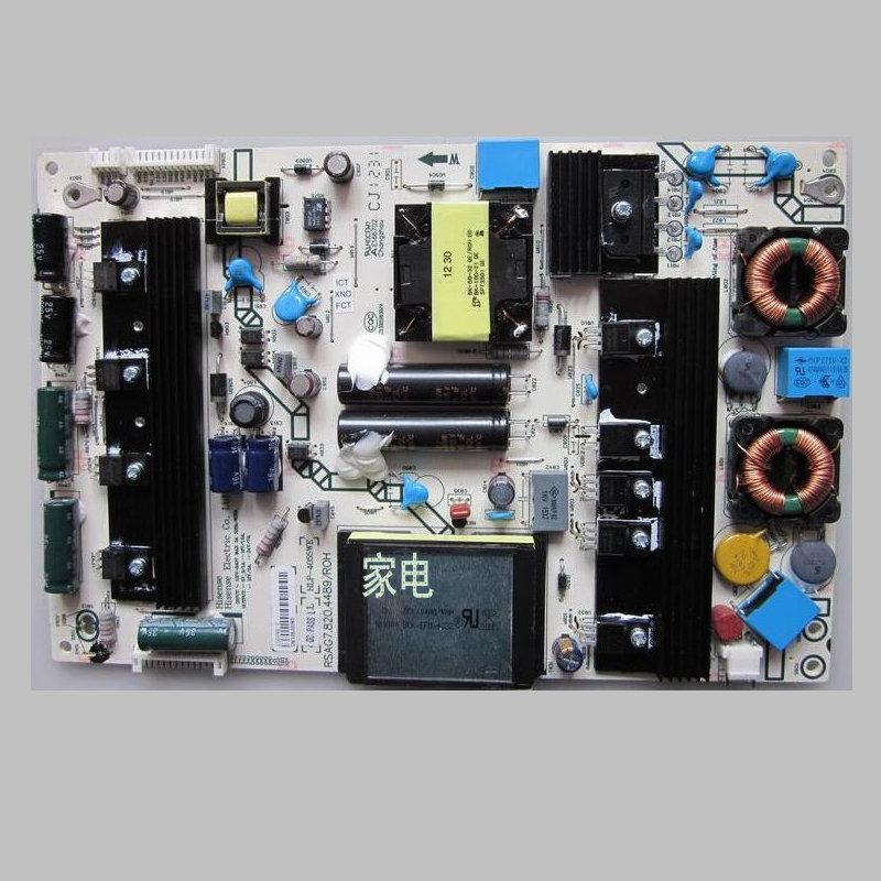 LED48K510G3D48 Hisense TV LCD backlight Placa de circuito de Alta tensão de alimentação Corrente constante.