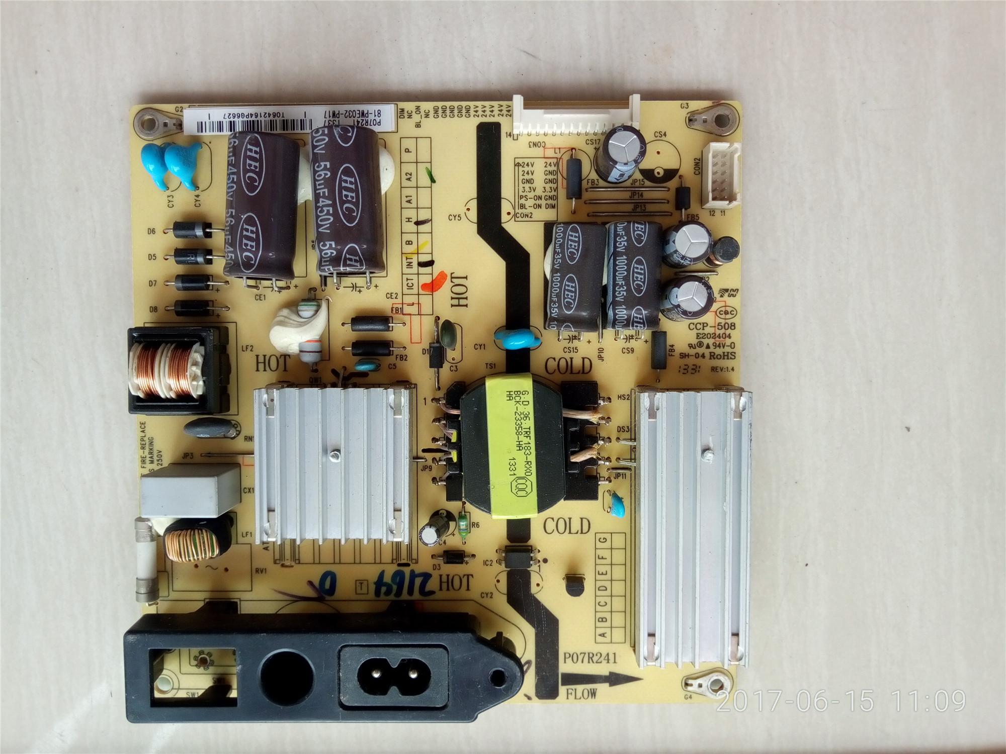 TCLL32F1570B32 - Zoll - HD - LCD fernseher Power Board my664 hintergrundbeleuchtung stromversorgung - Aufsichtsrat