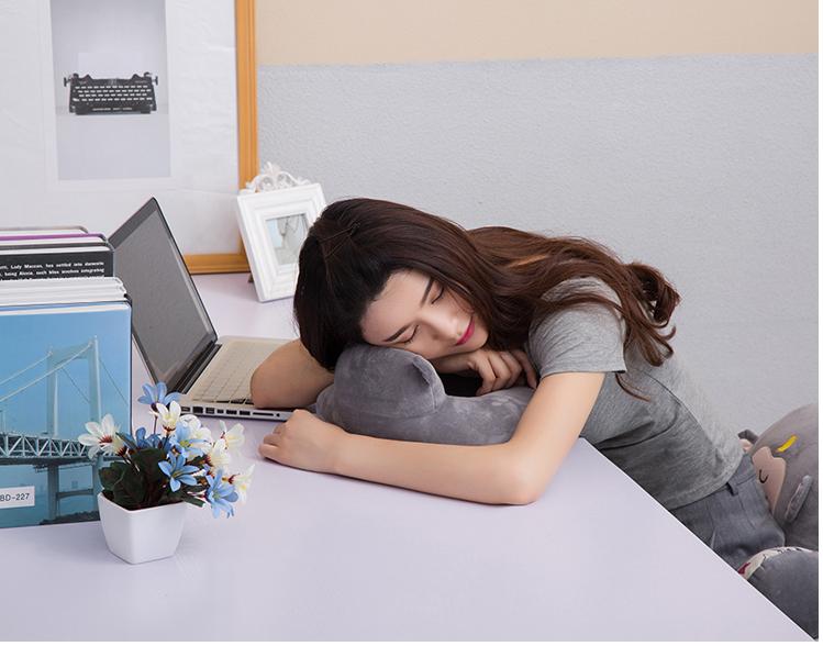 日本の免許を電子レンジ加熱保健U型温湿布頸椎袋が暖かい枕枕洗い張り護頚