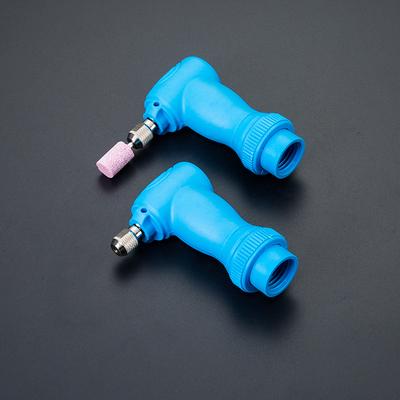 包邮 电磨配件直角转换器电磨夹头琢美电磨配套直角连接配件