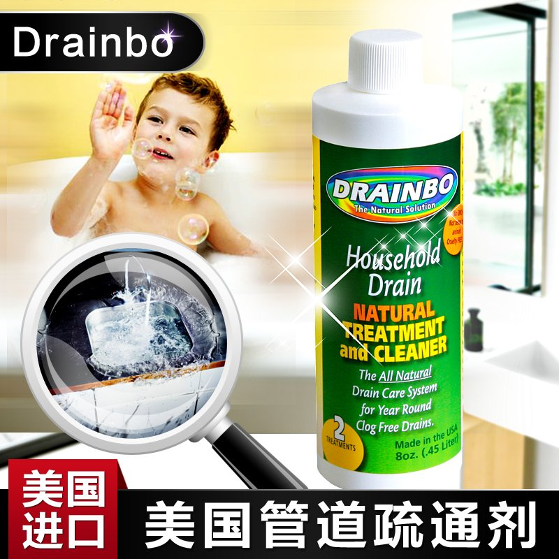 Las importaciones deboucheur carroñero baño cocina inodoro tapado a través de alcantarilla lateral detergente lavar baños