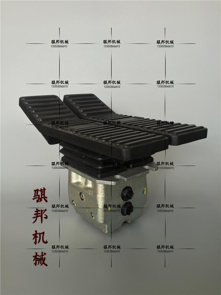 굴착기, 부품 徐工 XG60/65/80 풋 밸브 걷다 컨트롤 레버 앗세이 PPC 밸브