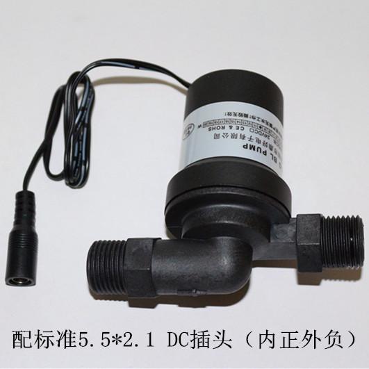 El agua de la calefacción de agua caliente de gas de uso doméstico de la presión de la bomba de agua de 12 V para tubo de combustión desde el solar de la bomba para tuberías