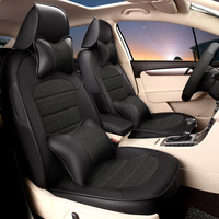 The new car surrounded by four seasons general car cushion car seat cushion seat cushion in four ice