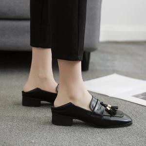 乐福鞋布洛克女鞋英伦风流苏单鞋牛津鞋复古小皮鞋平底