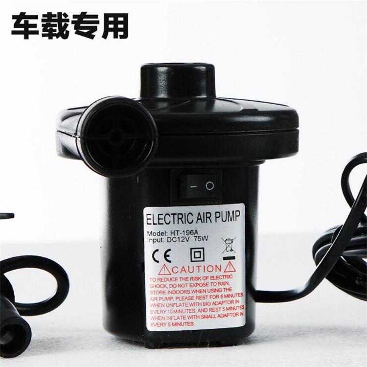 електрическа помпа с електрическа помпа, пълни с газ за електрическа помпа със чанти, плувен басейн, пръстен с помпа