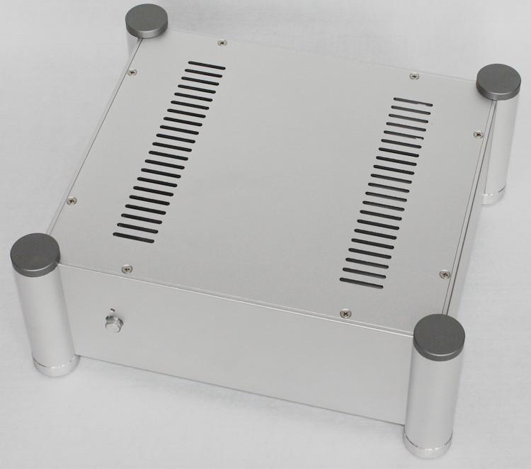 แอมป์แอมป์แอมป์ CJ00102-WA113 ตัวถังอลูมิเนียม