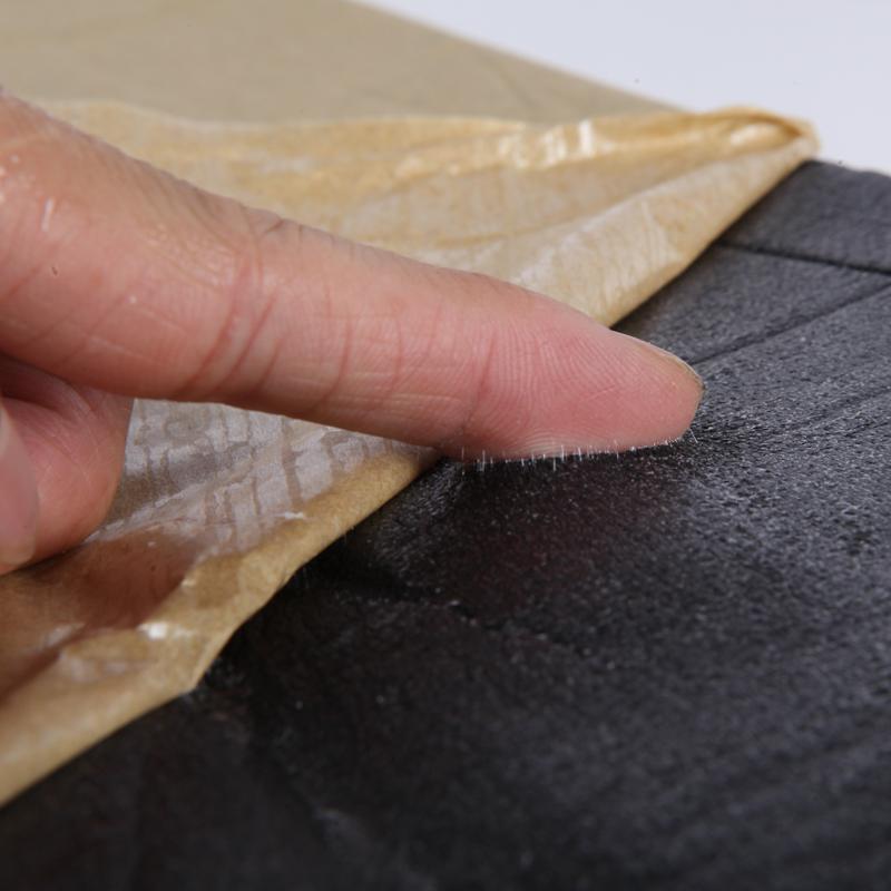 Binnen het behang stickers laag schuim zelfklevende hitteschild muren met bewijs - materiaal