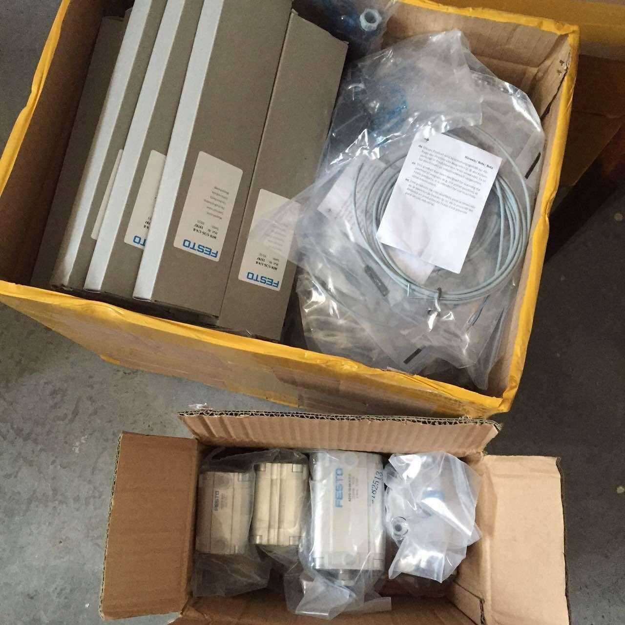 새로운 오리지날 정품 독일 FESTO 치밀하다 형 실린더 ADN-63-50-A-P-A536338 현물