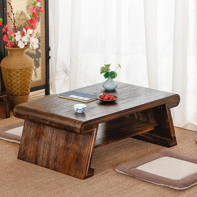 The table on the windows platform Kang Kang Table small tatami bed mini table tea paulownia wood Ancient Chinese Literature Search