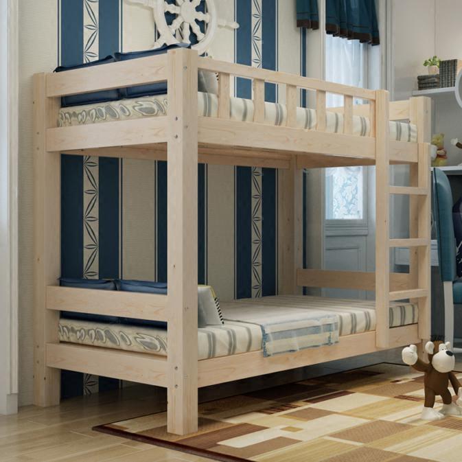 почта пакет полностью деревянные кровати детей высота постели прилавок материнской кровати двухъярусные кровати древесины сосны на двухъярусной кровати