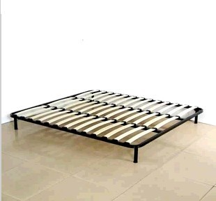 The factory directly sells the complete disassembly and assembly skeleton skeleton bed, the dismounting spareribs, the bed board, the mattress, the solution, the furniture, the bed board, the spot