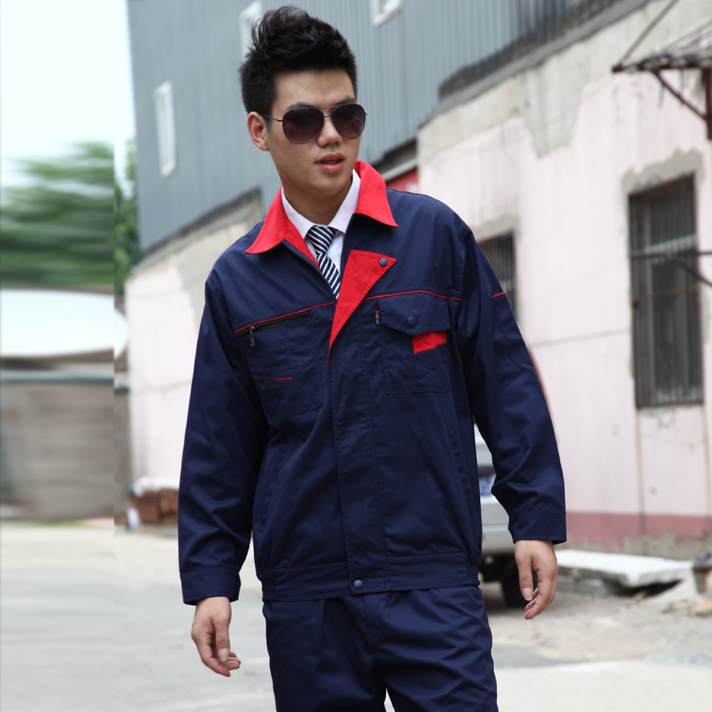 Car wash shop, car driver, work clothes, water and electricity engineering suit, electric welder, garment, miner's clothing