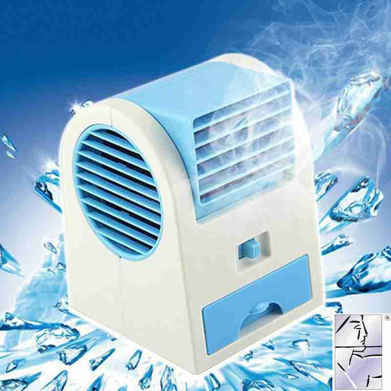 домашни хладилни и климатични пояси климатизатори само за охлаждане на вентилатора в спалнята с вода с лед за охлаждане на въздуха.