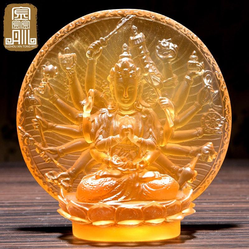 藥師佛琉璃佛像擺件準提佛母像菩薩藥師佛如來觀音綠度母佛堂教用品供奉