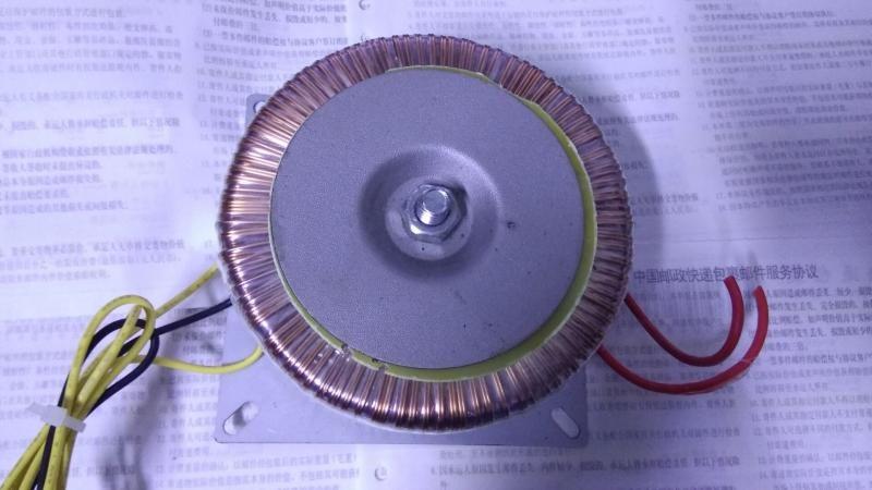 220V/380V 6V/9V/12V/15V/18V/24V single 50W/VA double loop power transformer