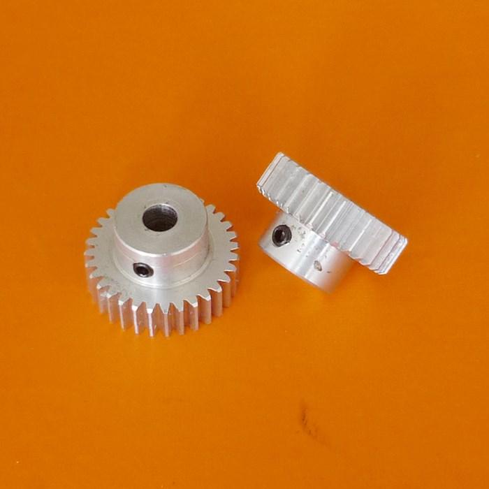 IL Capo di morire in Lega di Alluminio T0.8 100 Denti Denti e Piccolo Modulo per la Lavorazione di personalizzazione di 102