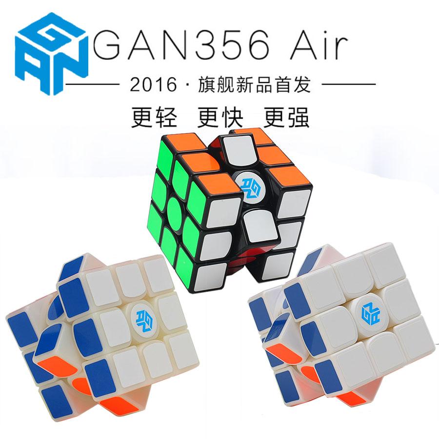 Gan356air3 de tercer orden 356airU juego puzzle Rubik suave suave velocidad jodidos de edición limitada de juguetes para adultos