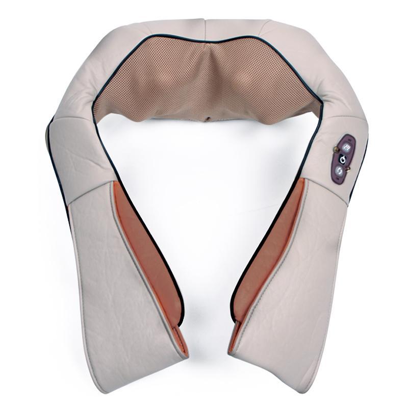 Аутентичные 506C электрический массаж массаж шеи шаль талии спину отопление шейного позвонка массажеры для автомобилей