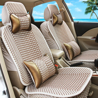 The summer seasons cushion common cushion car supplies gas car seat cushion car seat four seasons general surrounded by ice