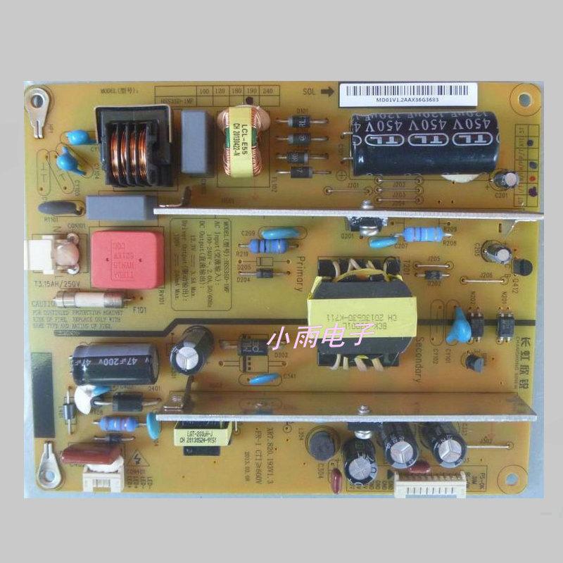 Der 32 - Zoll LCD - fernseher changhong LED32C3000i hintergrundbeleuchtung konstantstrom die stromversorgung hochspannung bauteil y