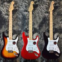 Electric guitar, double rocking Guitar Set, professional rock, electronic guitar, electric guitar, beginner's instrument