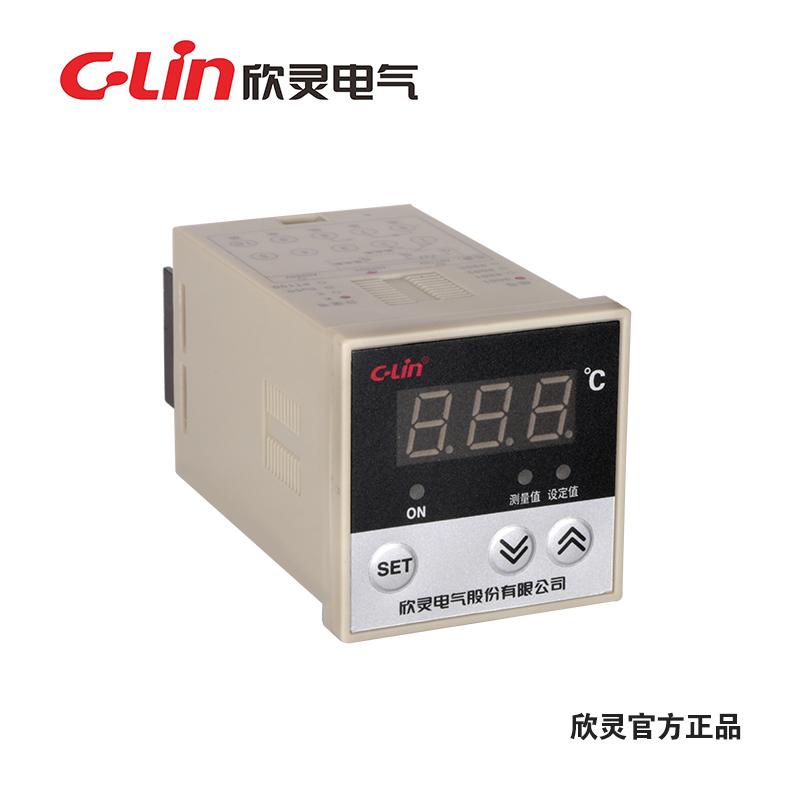 XMTG d'instrument de contrôle de la température d'un régulateur de température d'un commutateur de régulation de température de la température du thermostat régulateur de commande de Yan Ling authentique