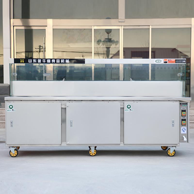 телец крытый стеклянные покрытия пункта бездымный очистки барбекю машину коммерческих окружающей среды древесный уголь гриль дым очиститель