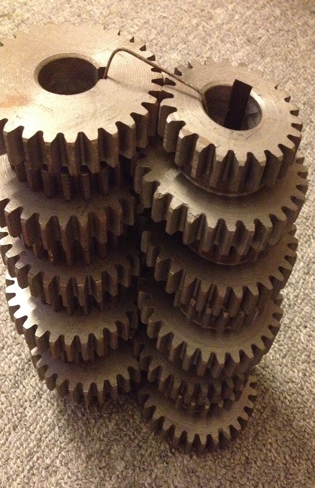 De klaring van nieuwe textielmachines toebehoren van bourrette dubbele tanden vistuig A186F-4665/4635