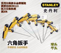 STANLEY handle T ball head, inner six angle wrench, 7 type flat head, six angle screw driver, L type six angle spoon