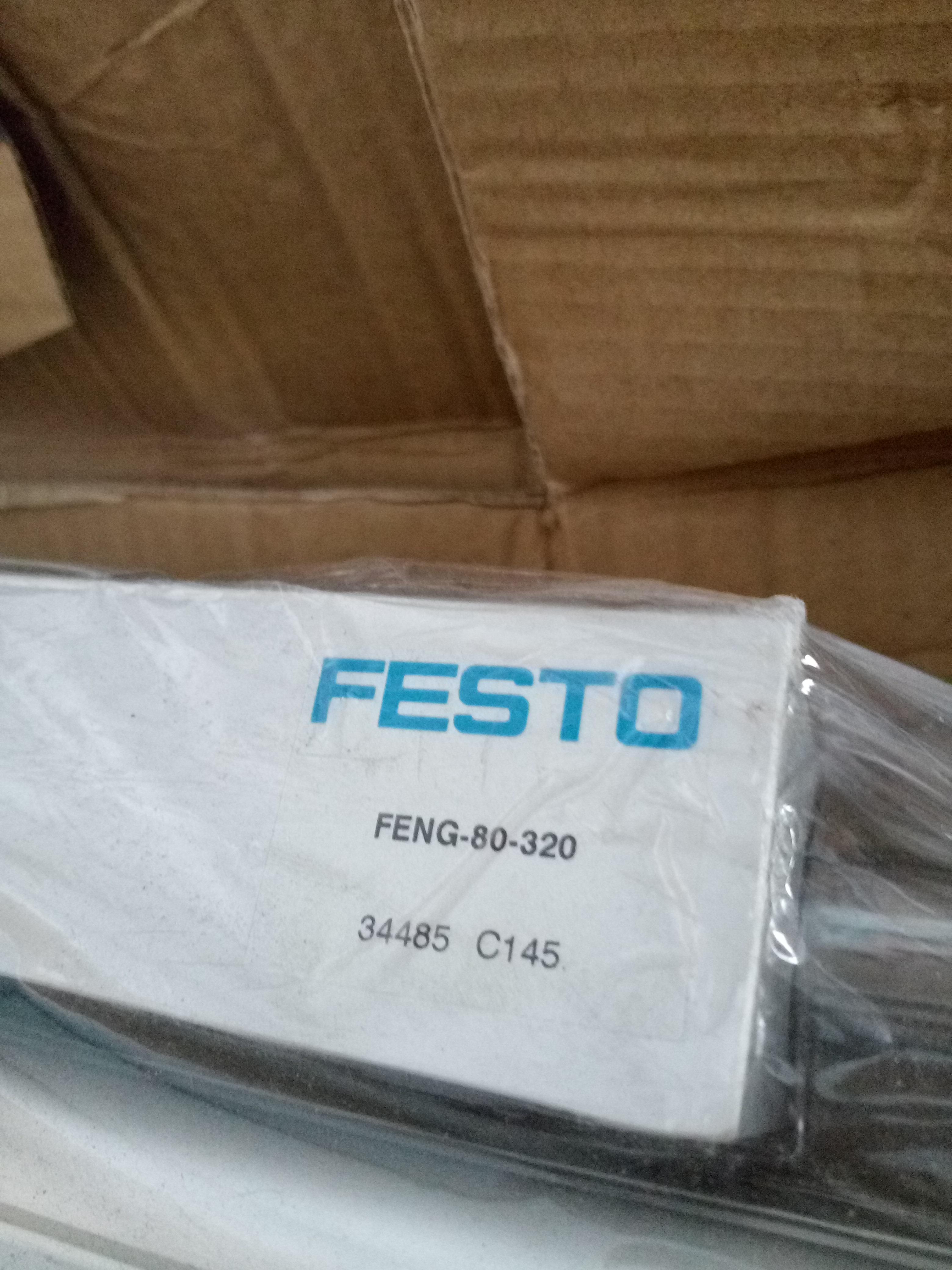 Nieuwe originele festo cilinder FENG-80-32034485 een straf van tien speciale plek.