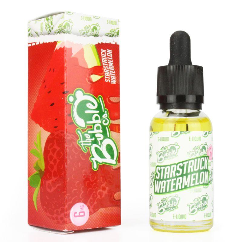 почта пакет американского импорта Аутентичные фруктовый вкус клубники арбуз жевательной резинки большой дым, дым жидкости электронная сигарета